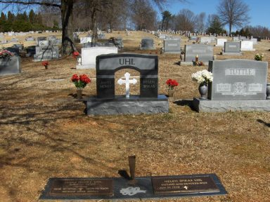 Flat memorial